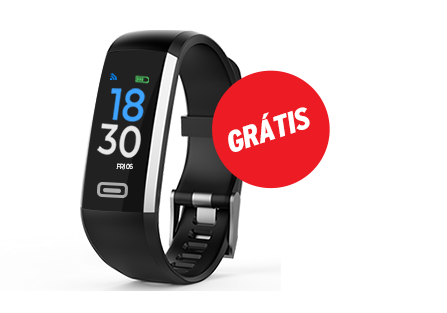 Record digital Smartband